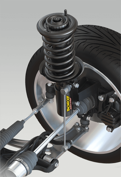 MONROE SHOCKS & STRUTS: Shocks Vs. Struts